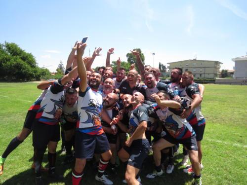 8° Torneo Ascoli Veterans Rugby Festival - FOTO PARTITA